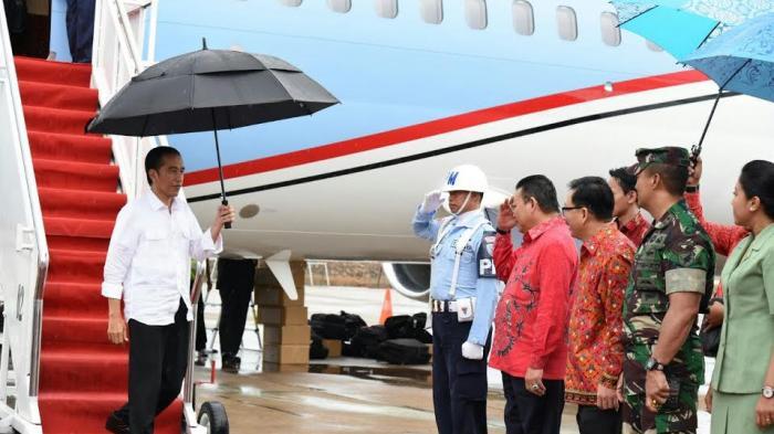 Jokowi Lihat Kayong Utara Miliki Potensi Wisata yang Bisa Dikembangkan