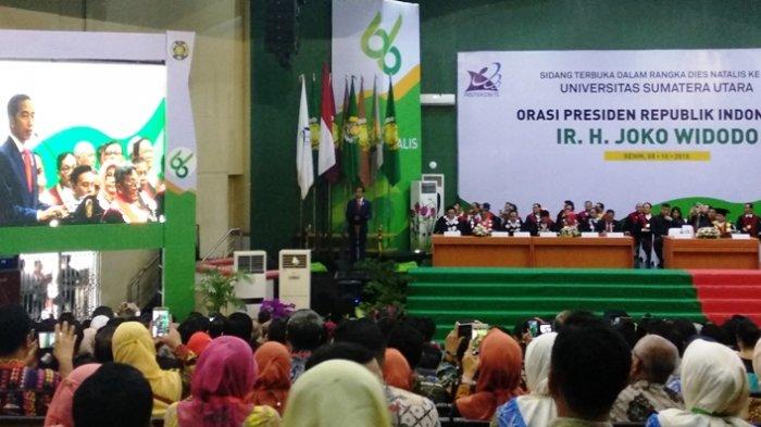 Jokowi: Pemerintah Sudah Dirikan Bank Wakaf Mikro di 33 Ponpes, Modalnya Rp 8 Miliar