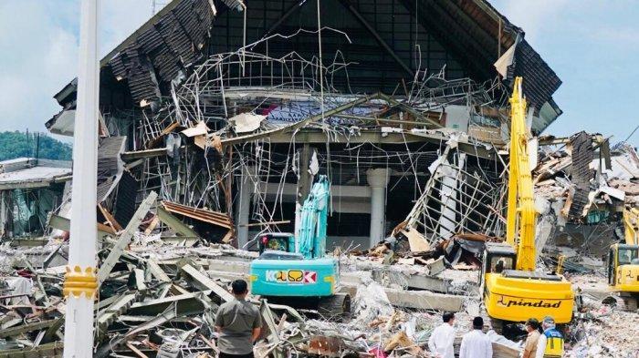 BMKG Ungkap Perbedaan Gempa Sulawesi Barat dengan Palu Sulawesi Tengah