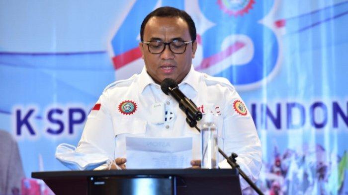 Presiden KSPI Bertemu Menteri-menteri Dorong Pembentukan Satgas THR