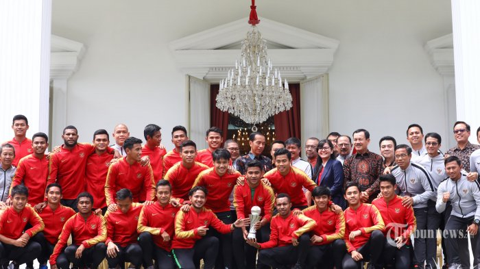 2 Pilar Timnas U-22 Indonesia Naik Pangkat setelah Juara PIala AFF U-22 2019
