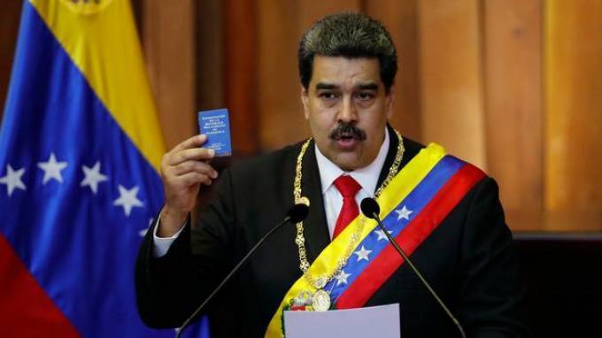 Delapan Tentara Venezuela Diculik Paramiliter Bersenjata Kolombia
