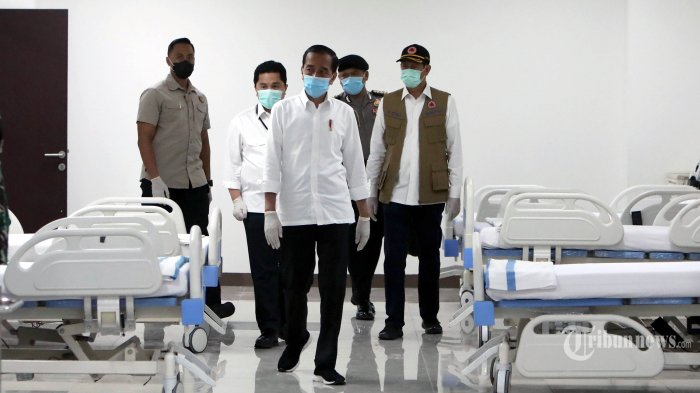 Tak Pilih Opsi Lockdown, Jokowi Sebut Physical Distancing Lebih Tepat Cegah Penyebaran Corona