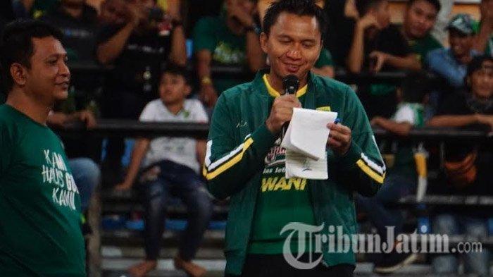 Presiden Persebaya Surabaya Beri Kode Pemain Baru