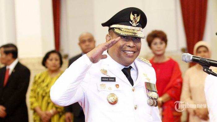 Setelah Menteri Susi, Gubernur Maluku Murad Ismail Ucap Soal Perang di Hadapan Menteri Nila