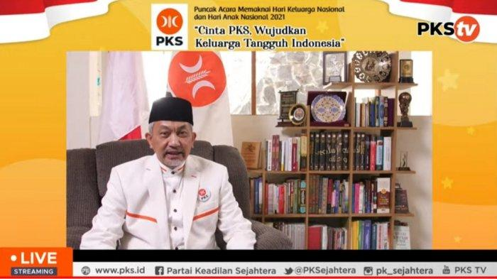 Presiden PKS Ajak Masyarakat Ciptakan Herd Immunity