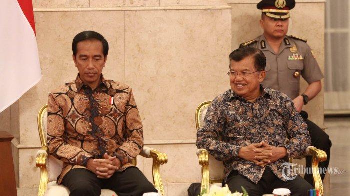 JK Tegaskan Selama Dua Tahun Terakhir Jokowi Tidak Bekerja Sendirian