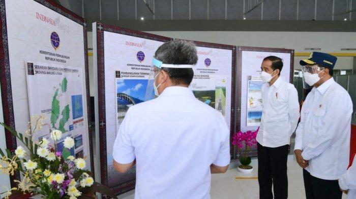 Presiden Harap Terminal Baru Kuabang Tingkatkan Pertumbuhan Ekonomi