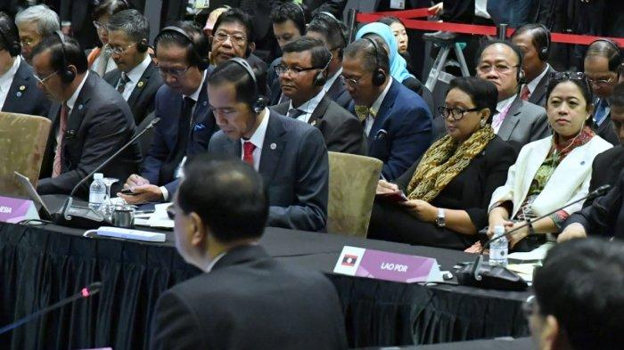 Hari kedua Menko PMK ikuti Rangkaian Sidang dari KTT ASEAN ke-33