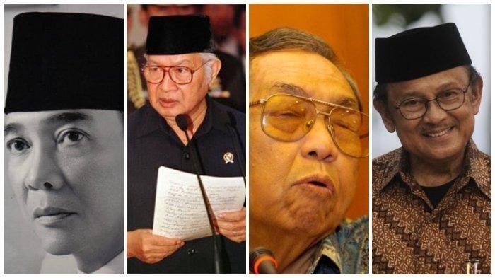 Kisah Habibie di Penghujung Kekuasaan Soeharto: Debat Keras Soal Manteri Kabinet Reformasi