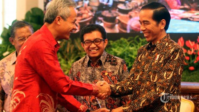 Banyak Kemiripan Dengan Jokowi, Seknas Jokowi Jateng Nyatakan Dukung Ganjar Pranowo Jadi Capres 2024
