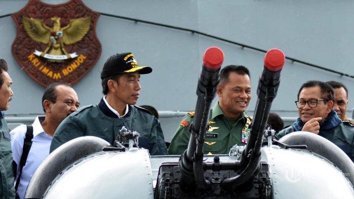 Anggota Komisi I: TNI AU Wajib Giring Pesawat Malaysia Keluar Natuna