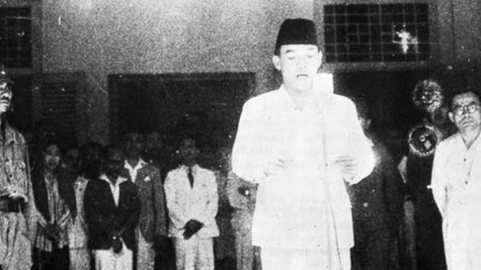 Detik-detik Soekarno Terhenti saat Pidato, Akibat Baca Nota Ajudan, Mencekam Padahal Cuma Selembar