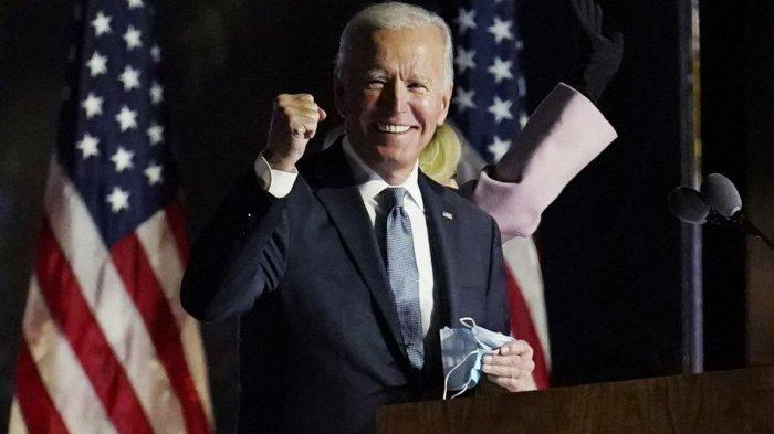 Joe Biden Terpilih di Pilpres AS, Sederet Pemimpin Dunia Ucapkan Selamat, dari Asia hingga Eropa
