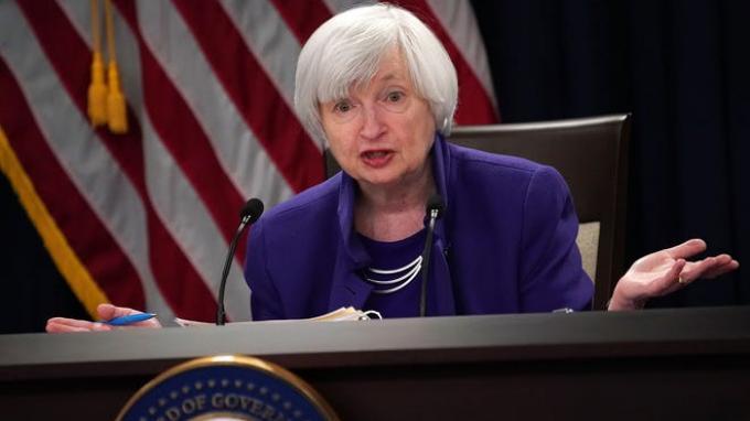 Profil Janet Yellen, Mantan Bos The Fed yang Ditunjuk Joe Biden Jadi Menteri Keuangan AS