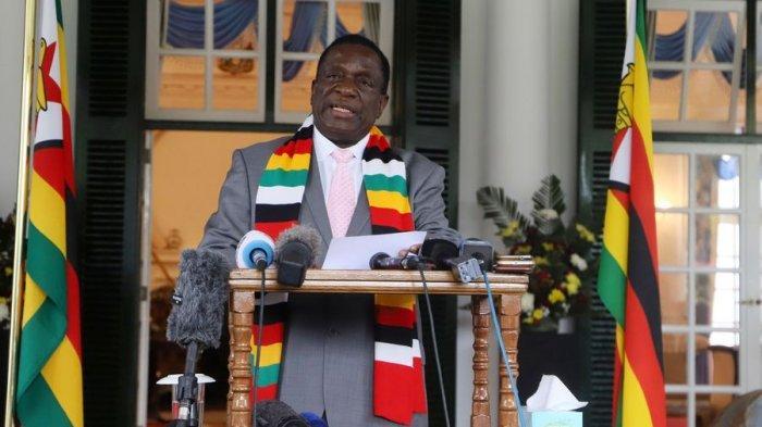 Corona jadi Bencana Nasional, Perayaan HUT ke-40 Kemerdekaan Zimbabwe Ditunda