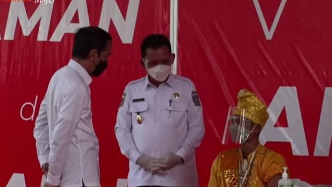 Jokowi akan Prioritaskan Vaksin Gotong Royong di Kota Batam