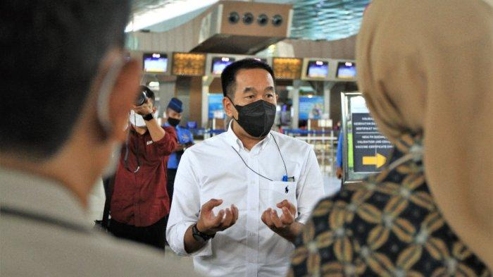 Tinjau Pelaksanaan PCR di Bandara Soetta, Komisi IX DPR: Prokes Dijalankan Secara Ketat