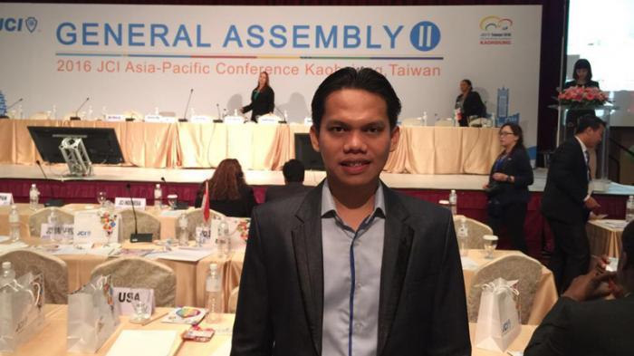 JCI Optimis Indonesia Bisa Menjadi Bagian Pemimpin Ekonomi Dunia