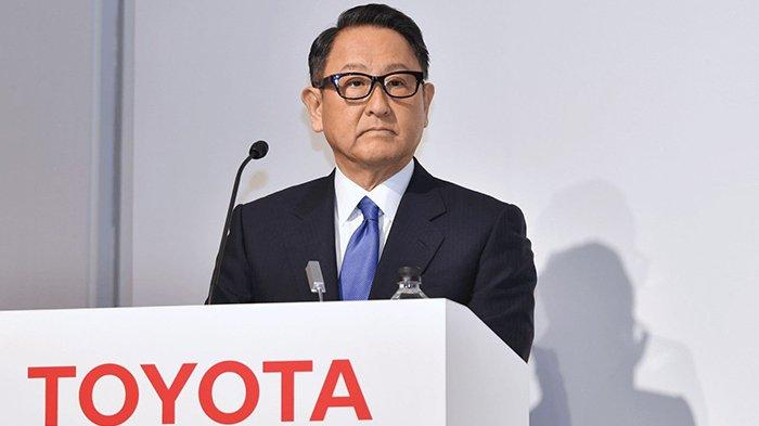 Gaji CEO Toyota Motor Jepang 'Hanya' 442 Juta Yen Per Tahun