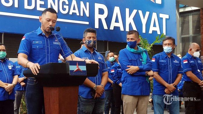 Gugatan Kubu AHY Terkait Pelaksanaan KLB Demokrat Ditolak Pengadilan