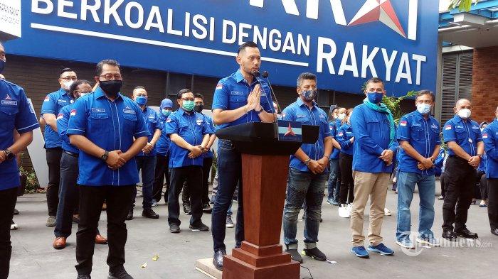 Pemerintah Tolak Kubu Moeldoko, Ketua DPC Demokrat Surabaya : Keadilan Masih Ada
