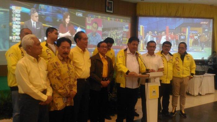 Seluruh Korbid DPP Partai Golkar Akan Gelar Rapat di Jakarta