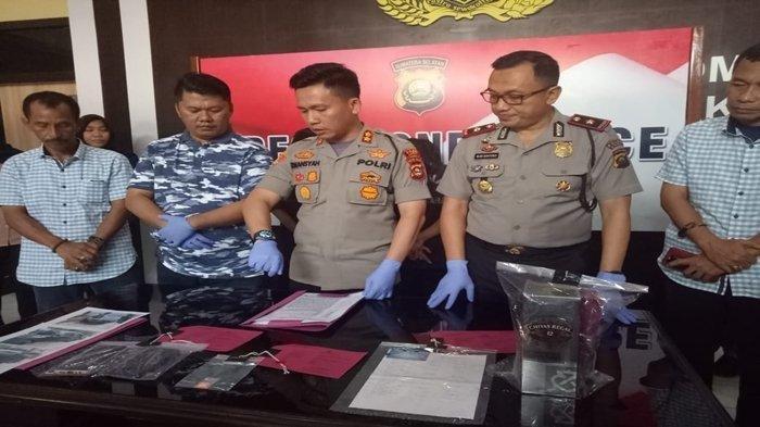 Oknum Pejabat di Pemkab Lahat Ditangkap Edarkan Narkoba
