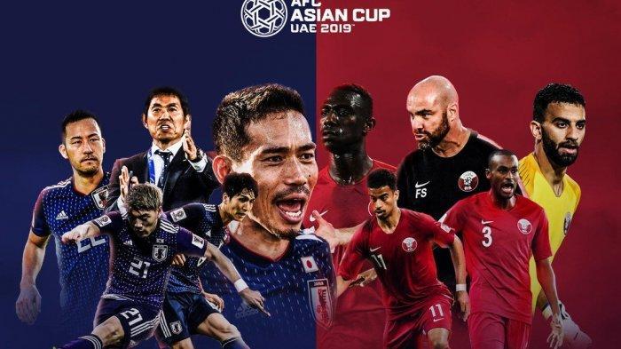 Perjalanan Jepang dan Qatar Menuju Final Piala Asia AFC 2019