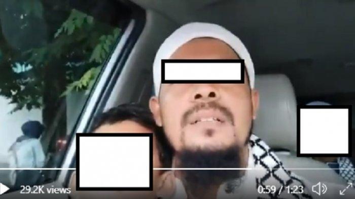 SOSOK Pria yang Videonya Ajak Mudik dan Terobos Penyekatan Viral, Ditangkap Tim Polda Aceh