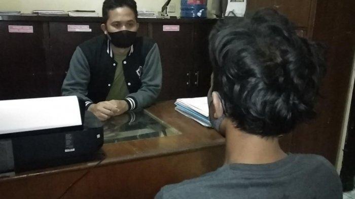 Tertangkap Diduga Bobol Sekolah, 2 Pria Bertato Merengek, Petugas Sampai Menahan Tawa