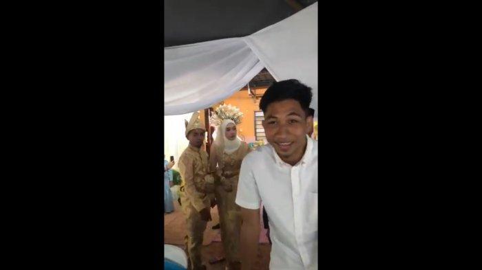 POPULER: VIRAL Video Pria Datang ke Nikahan Mantan, Ini yang Dilakukan Mempelai Lelaki