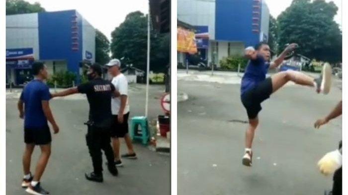 Sederet Aksi Warga Tak Terima Ditegur untuk Pakai Masker, Ada yang Sampai Todongkan Pisau ke Polisi!
