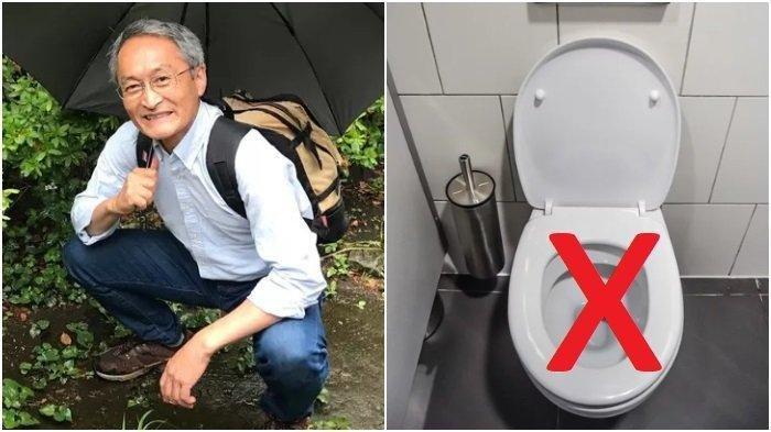 Pria Ini Tak Mau Buang Air Besar di Toilet, Rasakan 'Menyatu & Memberikan Kehidupan'