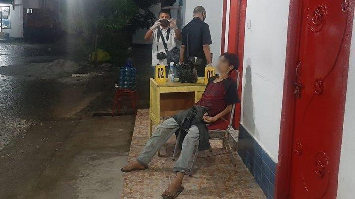 Pria Ini Tewas dalam Kondisi Terduduk di Depan Toilet SPBU, Ditemukan Obat-obatan