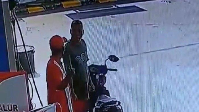 Viral Pria Ludahi Petugas SPBU Gara-gara Kesal Tak Dilayani karena Tak Pakai Masker, Kini Minta Maaf