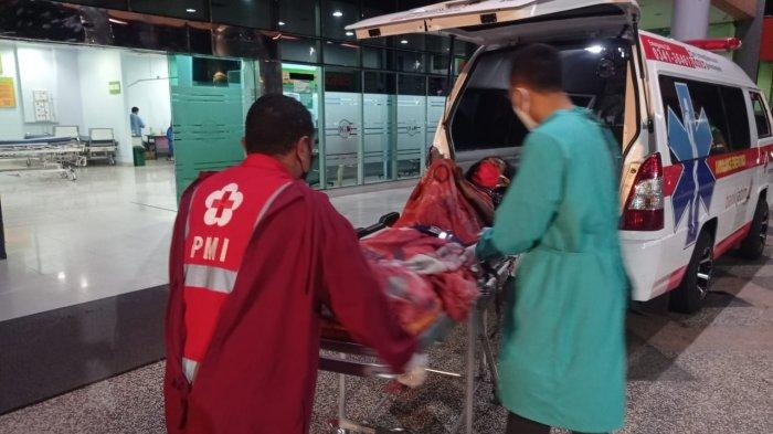 Kapolresta Malang Kota Bawa Siswoyo, Pria Lumpuh Korban Kecelakaan ke RSSA