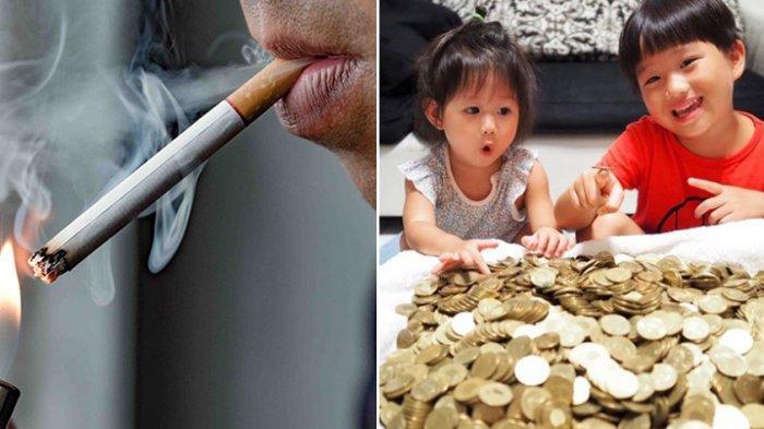 VIRAL Pria Tabung Rp 200 Ribu Tiap Menahan Diri untuk Merokok, Kumpulkan Rp 354 Juta Selama 4 Tahun