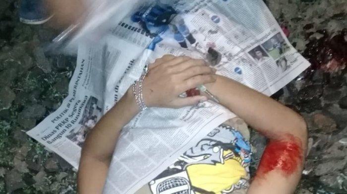 Pria Tak Dikenal Tewas Tersambar KRL di Bojonggede