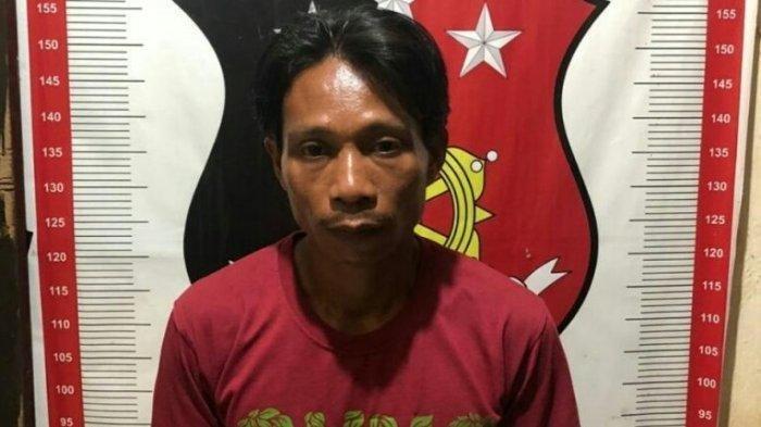 Pria yang Potong Telinga Istrinya Pakai Bambu Diciduk Polisi