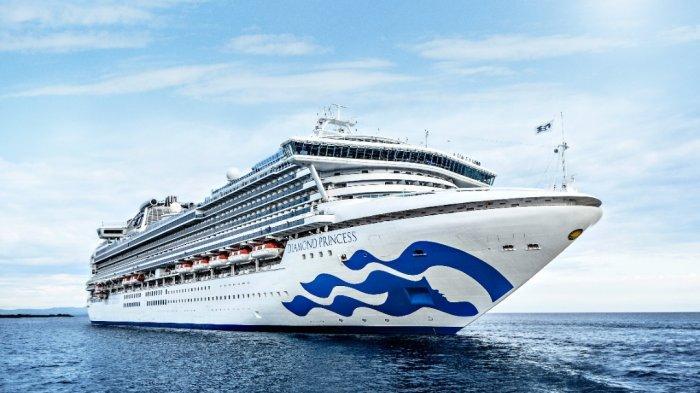 Gairahkan Kegiataan Pariwisata, Princess Cruise Buka Program Pelayaran ASIA Periode 2022-2024