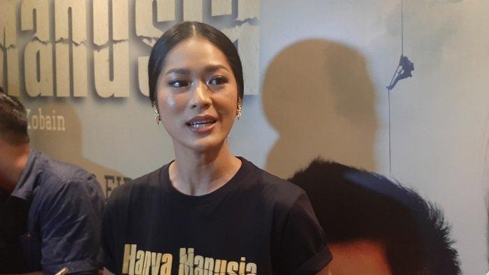 Dapat Peran Polwan Prisia Nasution Relakan Rambutnya Yang Panjang Untuk Dipotong Pendek Tribunnews Com Mobile