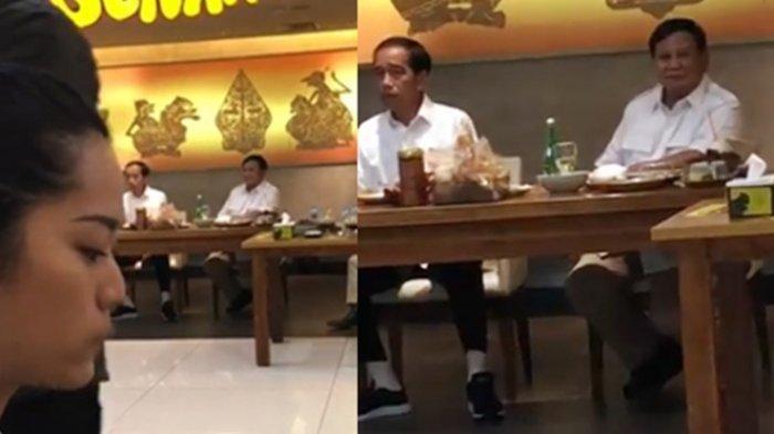Jadi Saksi Pertemuan Jokowi dan Prabowo, Prisia Nasution Bangga
