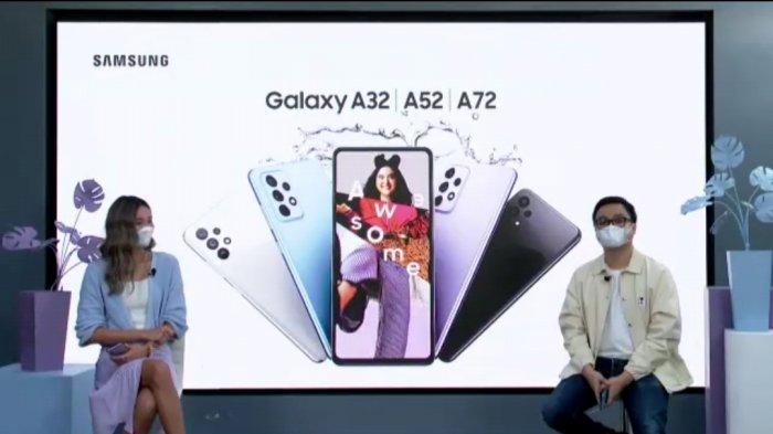 Ini Alasan Samsung Menyematkan Teknologi IP67 pada Galaxy A72 dan A52
