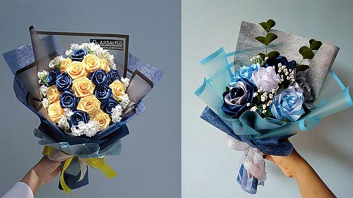 Program Ekspor e-Commerce, UMKM Lokal Ini Jual Karangan Bunga ke Negara Tetangga!