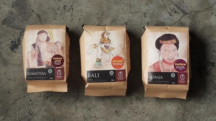 Produk anomali coffee