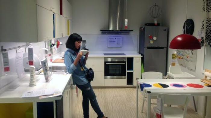 Metod Produk Kitchen Set Terbaru Dari Ikea Bergaransi 25 Tahun