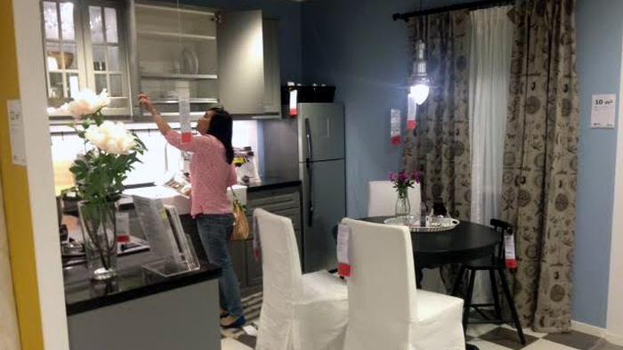 Metod Produk Kitchen Set Terbaru Dari Ikea Bergaransi 25 Tahun Tribunnews Com Mobile