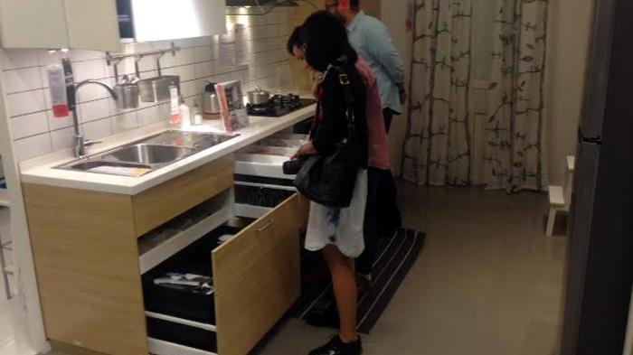 Metod Produk Kitchen Set Terbaru Dari Ikea Bergaransi 25 Tahun Tribunnews