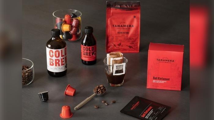 Produk kopi Tanamera Coffee yang bisa dinikmati di rumah.